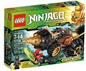 LEGO 70502 NINJAGO - Cole's Earth Driller (171 Pieces)