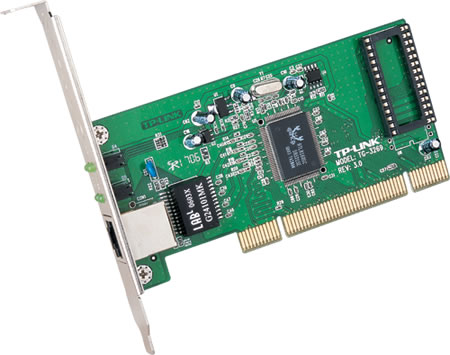 Jual Gigabit Pci Network Adapter 1000mbps Lan Card Tg