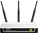300Mbps Wireless N AP TL-WA901ND +PoE