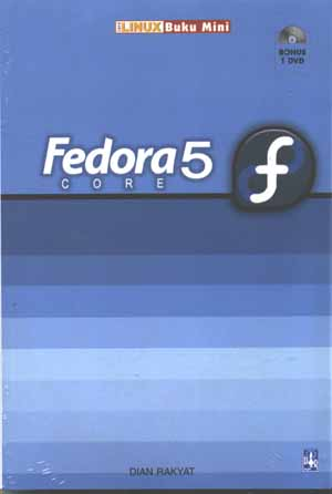 fedora core 5 linux book