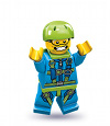 LEGO Minifigures 10 - Skydiver
