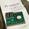 PC Analyzer Card 2 Digit - PCI