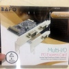 PCI Card EXPRESS BAFO Serial - Parallel (2 Port Serial + 1 Port Parallel)