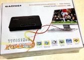 GADMEI TV5821New - Eksternal TV Box - TV Tuner Eksternal - Support LCD / VGA - PIP Function - PC/TV Switch + FM Radio - support wide screen 1920
