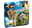 LEGO 70104 CHIMA - Jungle Gates (81 Pieces)