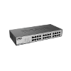 D-LINK DES-1024D 24-port 10/100Mbps Desktop Switch - Dimensions: 11.0 x 5.0 x 1.7 inches (280 x 125.8 x 44 mm)
