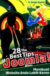 Buku: 28 The Best Tips of Joomla!