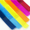 Kabel Clips Velcro Multi Warna -  18 X 2 Cm - Isi 5 pcs