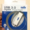 USB To LAN RJ45 GIGABIT 10/100/1000 Chronos + CD Driver - USB 3.0/2.0 Supported