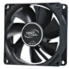 DEEPCOOL - FAN - XFAN 120 - BLACK (HYDRO BEARING) - Fan Casing CPU - 12 cm