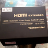 NETLINE HDMI Extender Over LAN By Single Cat5e/6/7 Cable 150m