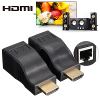HDMI Extender Via Single LAN - RJ45 1080P - 30 Meter