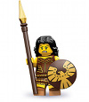 LEGO Minifigures 10 - Warrior Woman