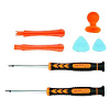 Jakemy 7 In 1 IPhone Repair Tool Kit - Obeng - JM-i81