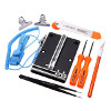 JAKEMY JM-1102 9 in 1 Phone Tools DIY Electronic Repair Set Tools Screwdriver Type Repairing Tool K