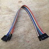 Kabel Jumper Warna Warni 10 pin - Female - Female - untuk Raspberry Pi Arduino
