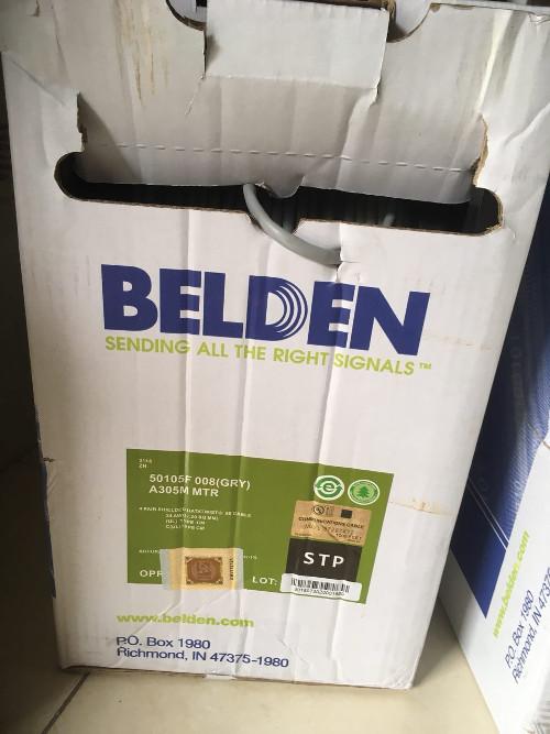 Jual Kabel Stp Outdoor Cat5e Belden Asli 1 Roll 305