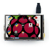 LCD Raspberry Pi 3.5inch TFT + Touch Screen + Bonus Stylus Pen