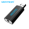 Vention - External USB Sound Card - USB Soundcard - Chipset AM1840 - High Quality